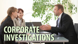 corp investigations